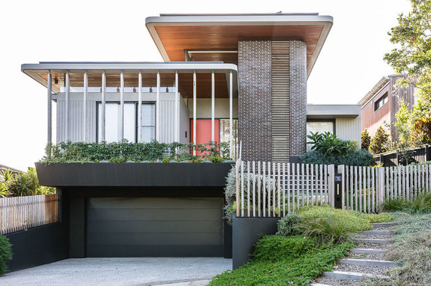 Contemporary Exterior by Formed Gardens Pty Ltd