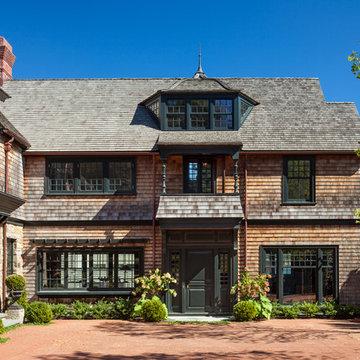 Newport Shingle Style Residence