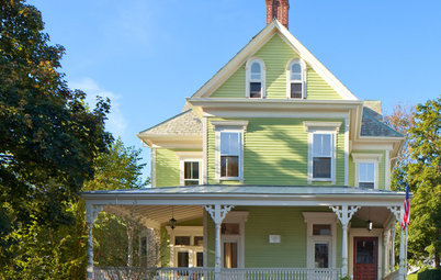 Houzz Tour: Redo Shines Light on 19th-Century Newport Beauty