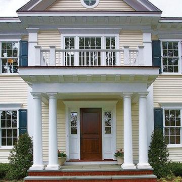Newton Highlands Custom Home - 01