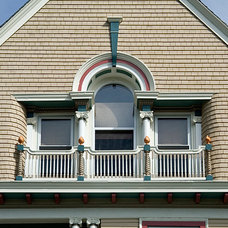 Traditional Exterior by Sage Builders LLC