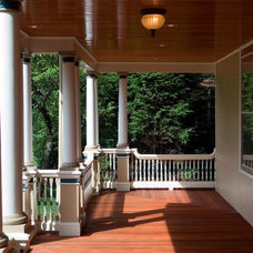 Traditional Porch by Sage Builders LLC