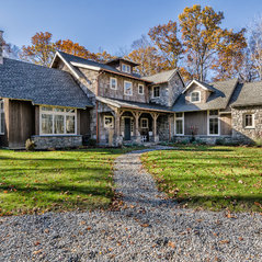 Blansfield builders inc danbury ct us 06811 - Cottage anglais connecticut blansfield ...