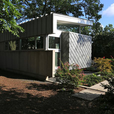 Contemporary Exterior by M+A Architecture Studio