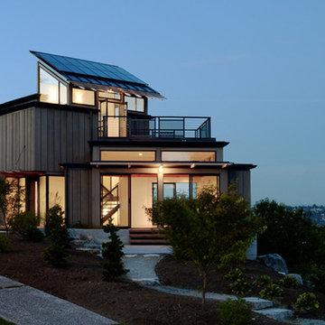 NEXTHouse – Seattle, WA « DAVID VANDERVORT ARCHITECTS