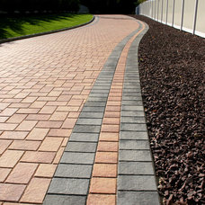 Exterior by Nicolock Paving Stones and Retaining Walls