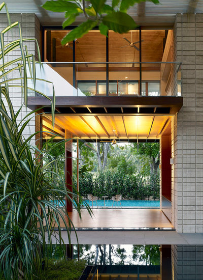 Exterior by Greg Shand Architects