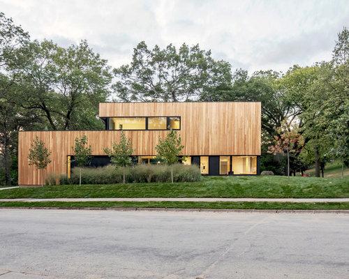 Modern Exterior Home Ideas & Design Photos | Houzz