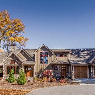 North Asheville Custom Home