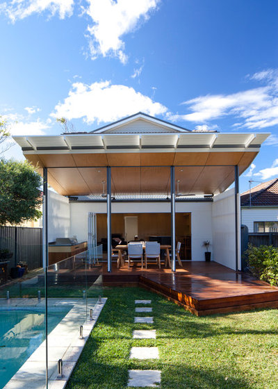 Contemporary Exterior by Hobbs Jamieson Architecture