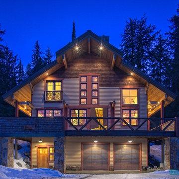 North Idaho Mountain Retreat