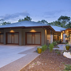 Eclectic Garage And Shed by Bob Michels Construction, Inc.