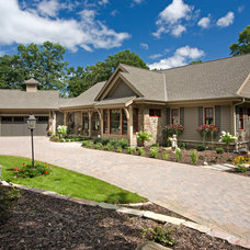 Traditional Exterior by Bob Michels Construction, Inc.