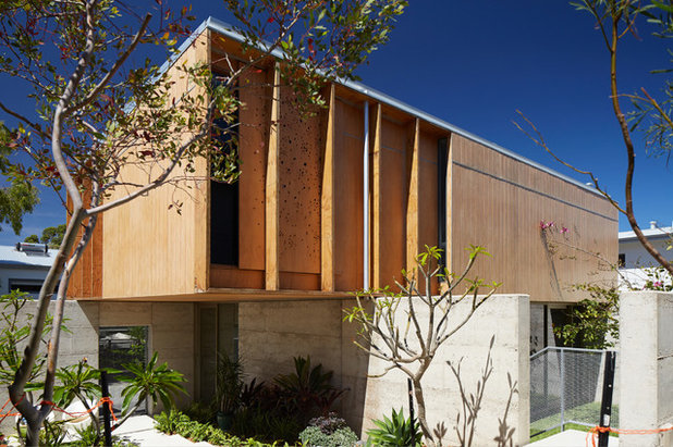 Contemporary Exterior by Jonathan Lake Architects