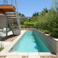 Modern Exterior by JLC Architecture