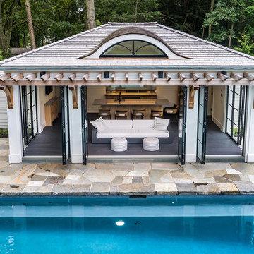 North Stamford Pool House