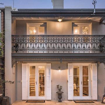 North Sydney Heritage Terrace