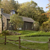 Room of the Day: Rural Barn Salvaged for Fun and Games