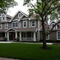 Traditional Exterior by Airoom Architects-Builders-Remodelers