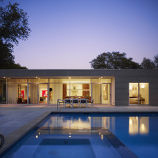 Modern Exterior by Wheeler Kearns Architects