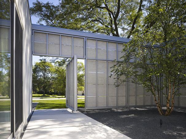 Modern Exterior by Wheeler Kearns Architects