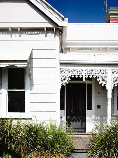 Victorian Exterior by Wolveridge Architects
