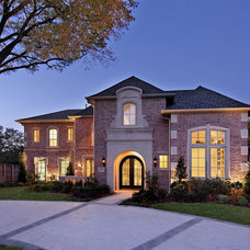 Traditional Exterior by Veranda Fine Homes