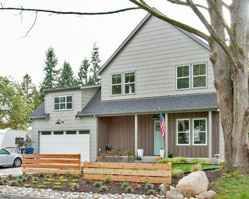 sherwin williams woodscapes shagbark sw3001 exterior home design ideas. Black Bedroom Furniture Sets. Home Design Ideas