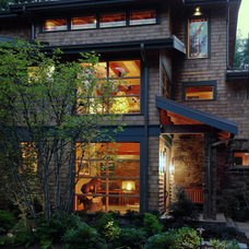 Contemporary Exterior by Patricia Brennan Architects