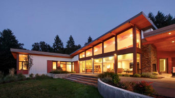 Northwest Modern Rural Residence