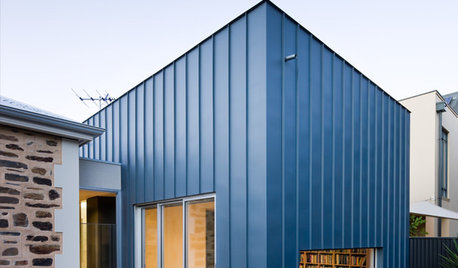 Houzz Tour: Adelaide Bluestone Cottage Turns to Face the Street