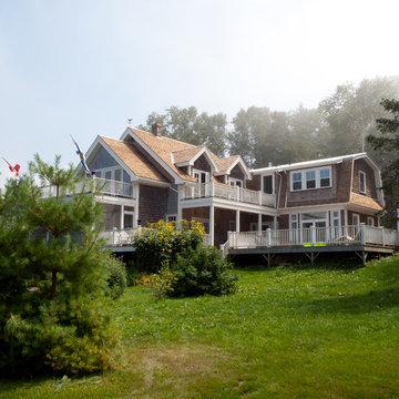 Nova Scotia Seaside House #17