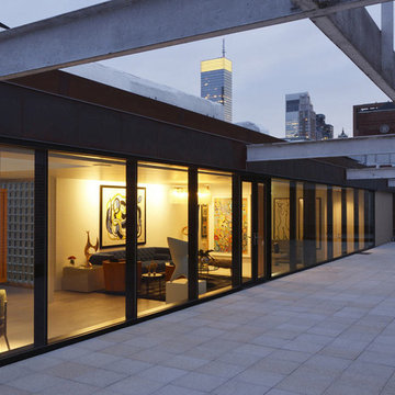 NYC Rooftop Penthouse.