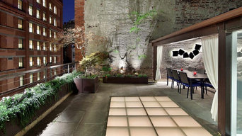 NYC Terrace in SOHO