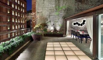 NYC Terrace in SOHO