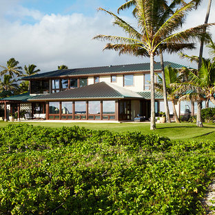 Oahu Beach Front Residence - Beach Front