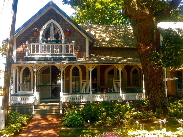 Gothic revival gingerbread house circa old houses fence for Gothic revival homes for sale