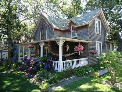 Victorian Exterior Oak Bluffs