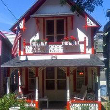Eclectic Exterior Oak Bluffs