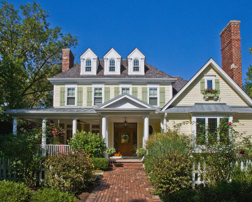 Front Porch Home Design Ideas Pictures Remodel And Decor