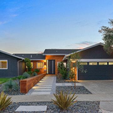 Oakland Hills Modern Ranch