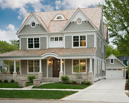 Victorian Exterior Design Ideas Renovations Photos With A Gable Roof