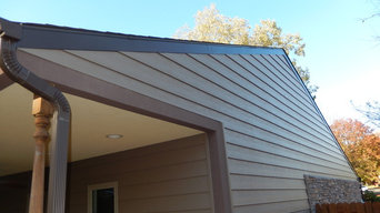 Oakmont Everlast Siding Project