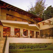 Tropical Exterior by Saint Dizier Design