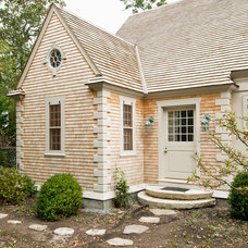 Traditional Exterior by Judge Skelton Smith Architects