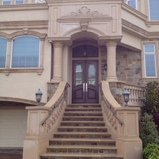 Traditional Exterior by Architectural Stone LLC