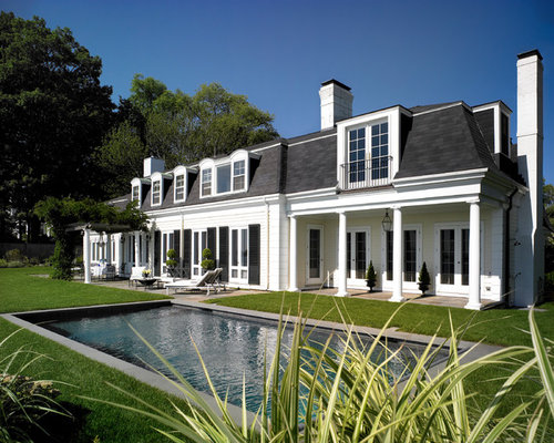 Mansard Roof Houzz