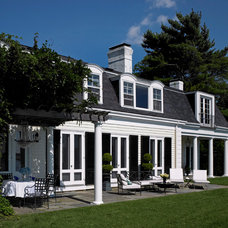 Traditional Exterior by Margolis, Incorporated