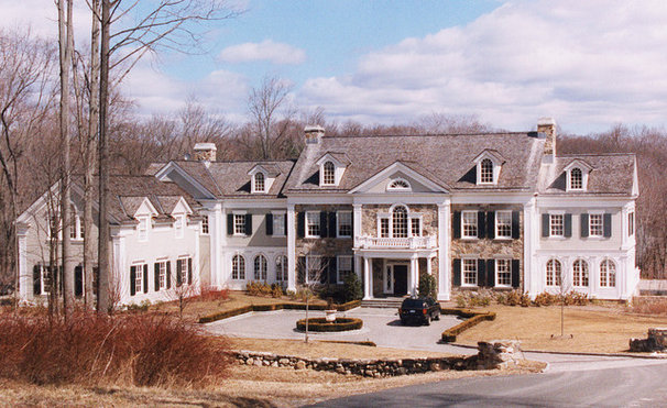 Traditional Exterior by Joseph Matto Architects, LLC