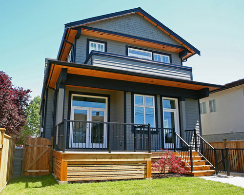 Best traditional vancouver exterior home design ideas for Best house design vancouver